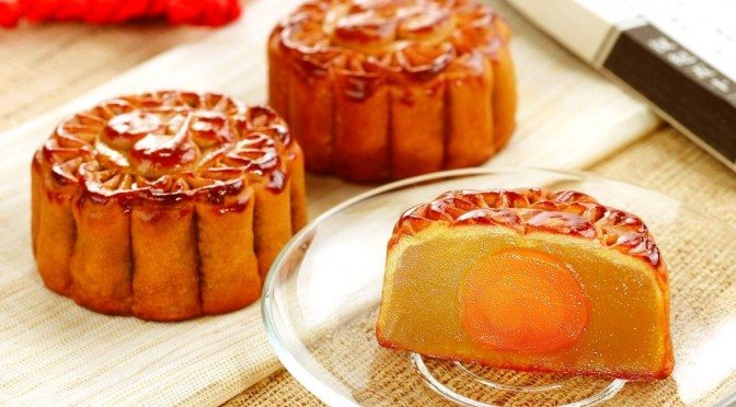Mooncakes: Mid-Autumn Festival In Hong Kong