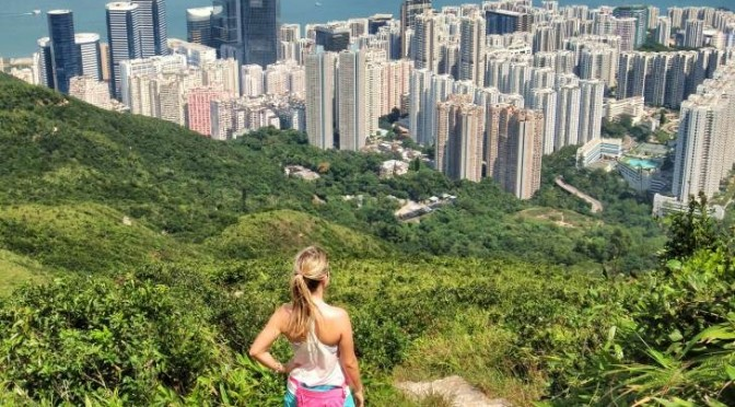 Twin Peaks Hike, Hong Kong (Quarry Bay To Stanley)