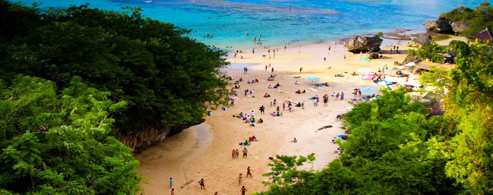 Padang Padang Beach Indonesia