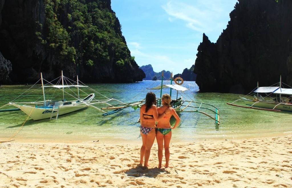 Four Island Tour Philippines