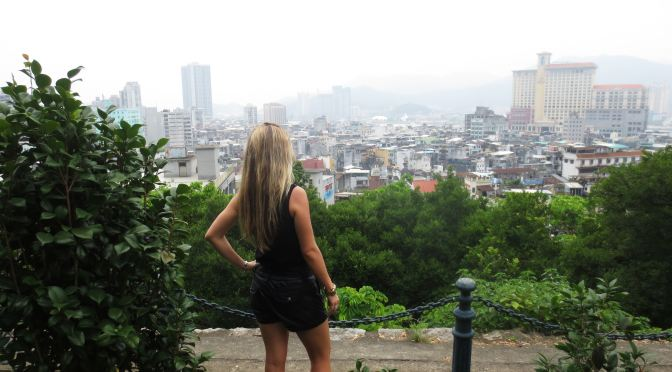 Things To Do In Old Macau