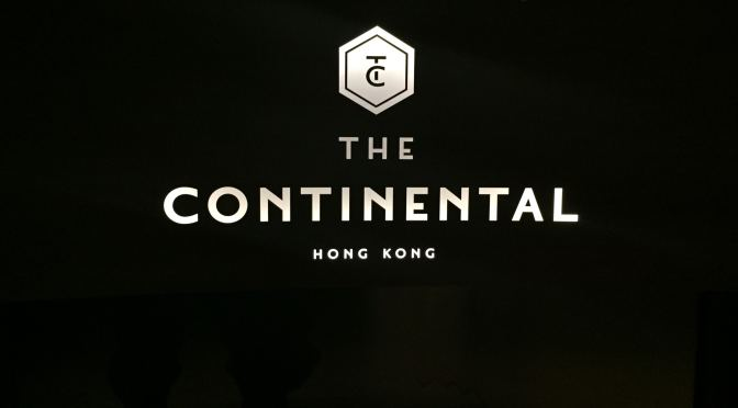 The Continental, Hong Kong