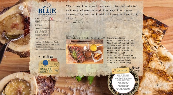 Blue Butcher Review: New Lunch Menu