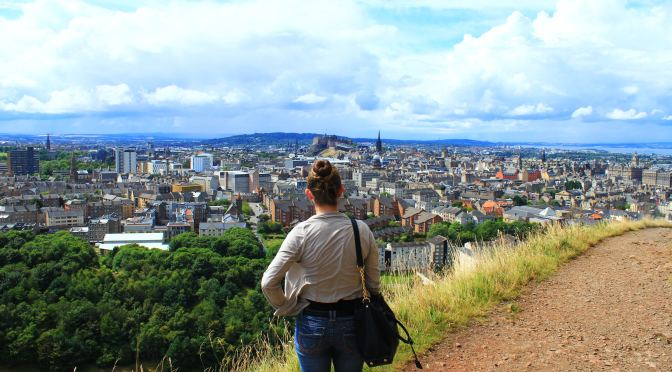 Holyrood Park Edinburgh – Things To Do
