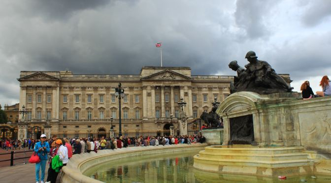 Buckingham Palace … Isn't That Great