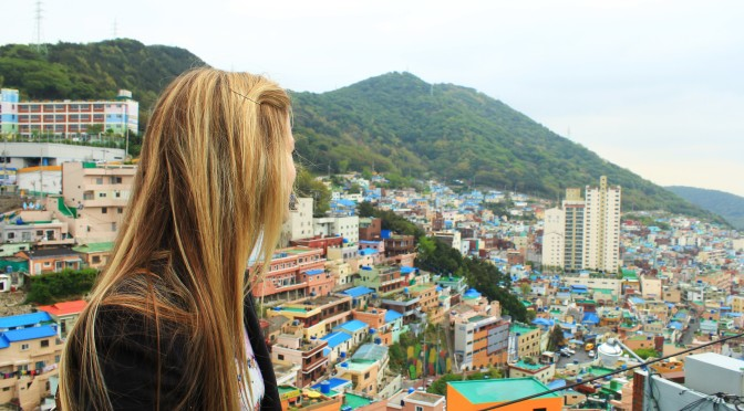 Colorful, Artsy, Unique: Gamcheon Culture Village, Busan