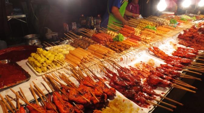 Koh Lanta Night Market – A Bizarre Experience