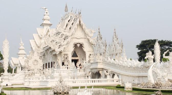 The White Temple (Wat Rong Khun), Chiang Rai