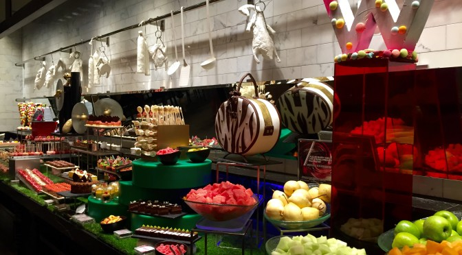 Get Your Gluttony On At The W Hotel Buffet, Hong Kong