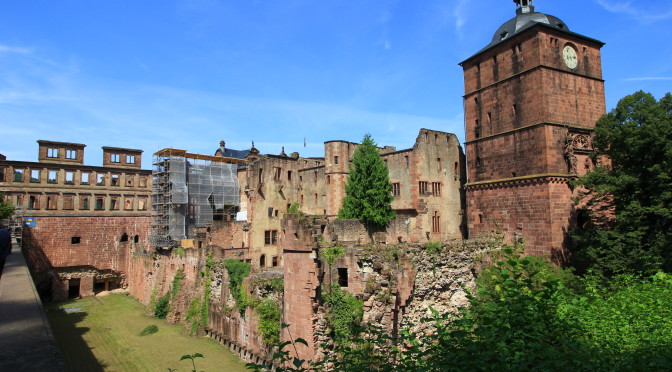 Heidelberg Castle: A Must See In This Picturesque German Town