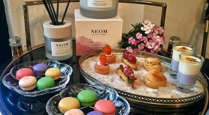 NEOM x Jouer Atelier Afternoon Tea Set