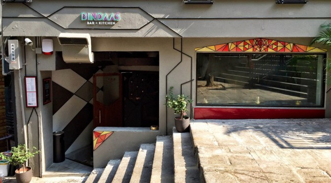 Bindaas: Moreish Modern Indian Food [New Restaurant Review]