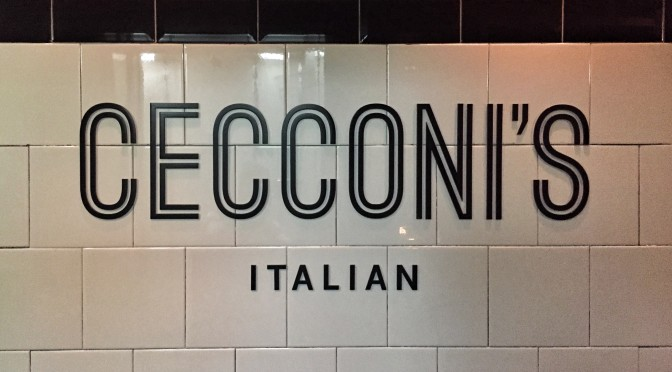 Cecconi's Italian – New Location, New Chef: Restaurant Review