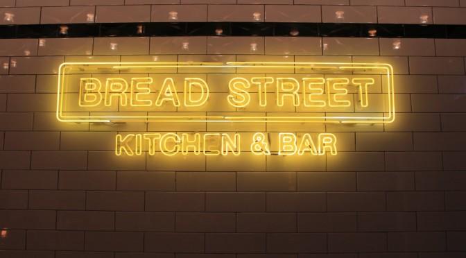 Bread Street Kitchen: A Bang-On Brunch In Hong Kong