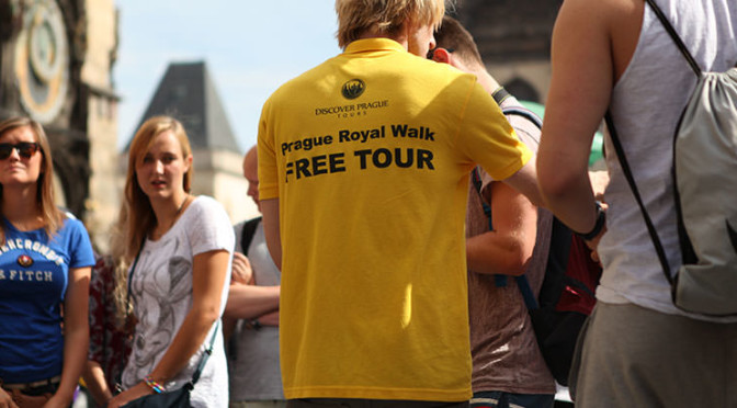 On A Budget: FREE Walking Tour In Prague