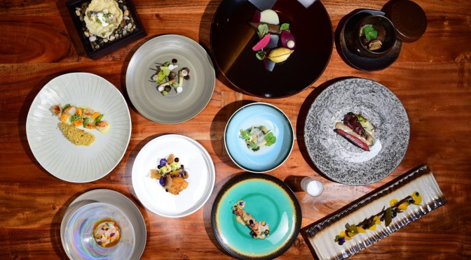 SAAM's New Kaiseiki Inspired Winter Tasting Menu