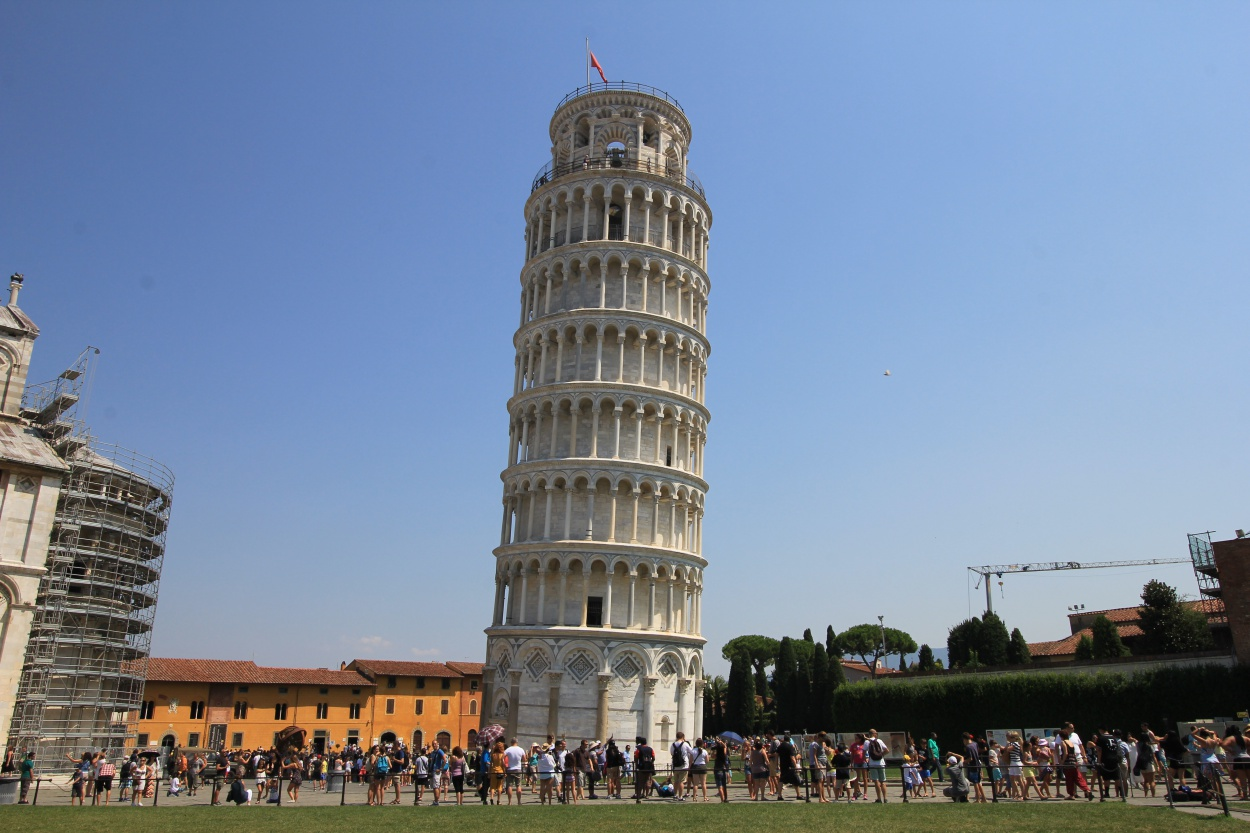 4 Reasons Why It Might Not Be Worth It To Go To Pisa, Italy