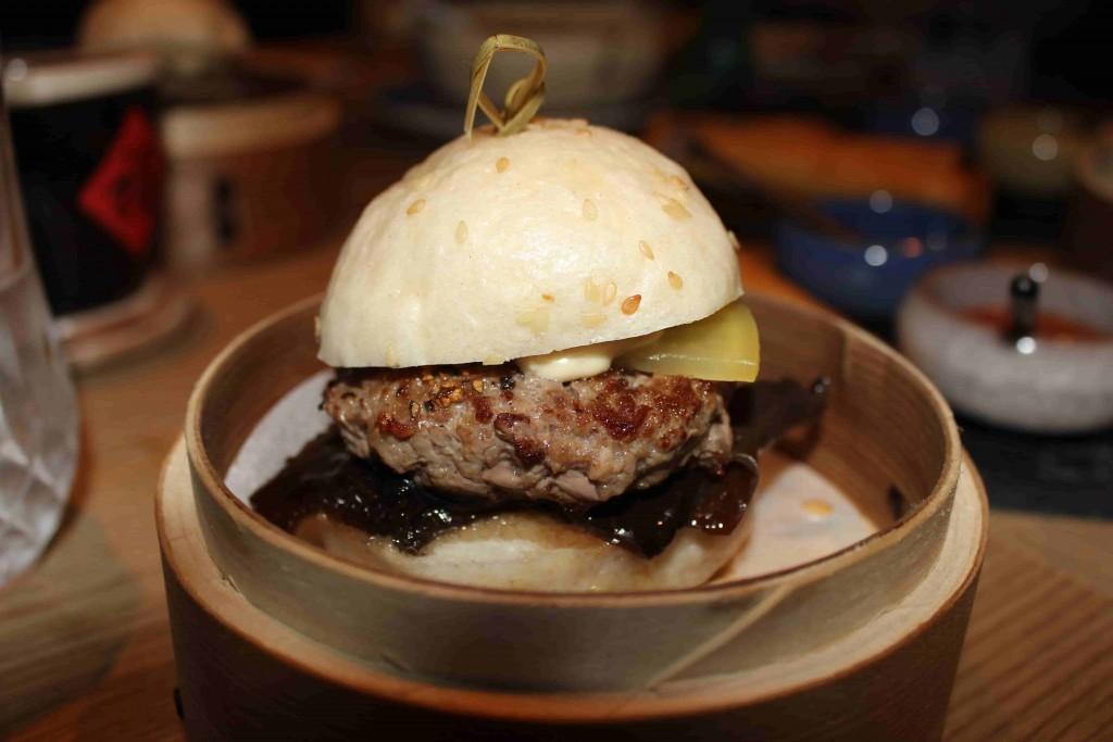 "Bao Bei - Wagyu Beef ""Baoger"""