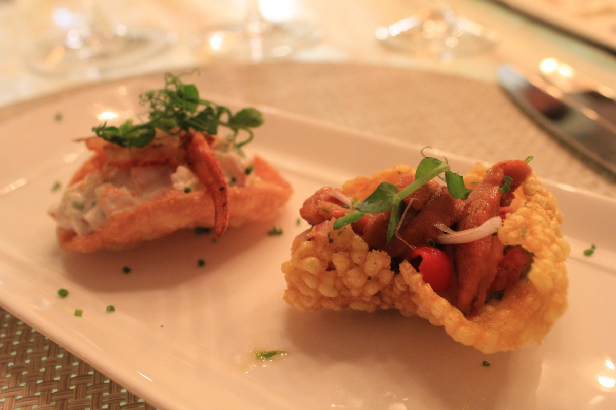 new dishes at spanish restaurant fofo by el willy - food