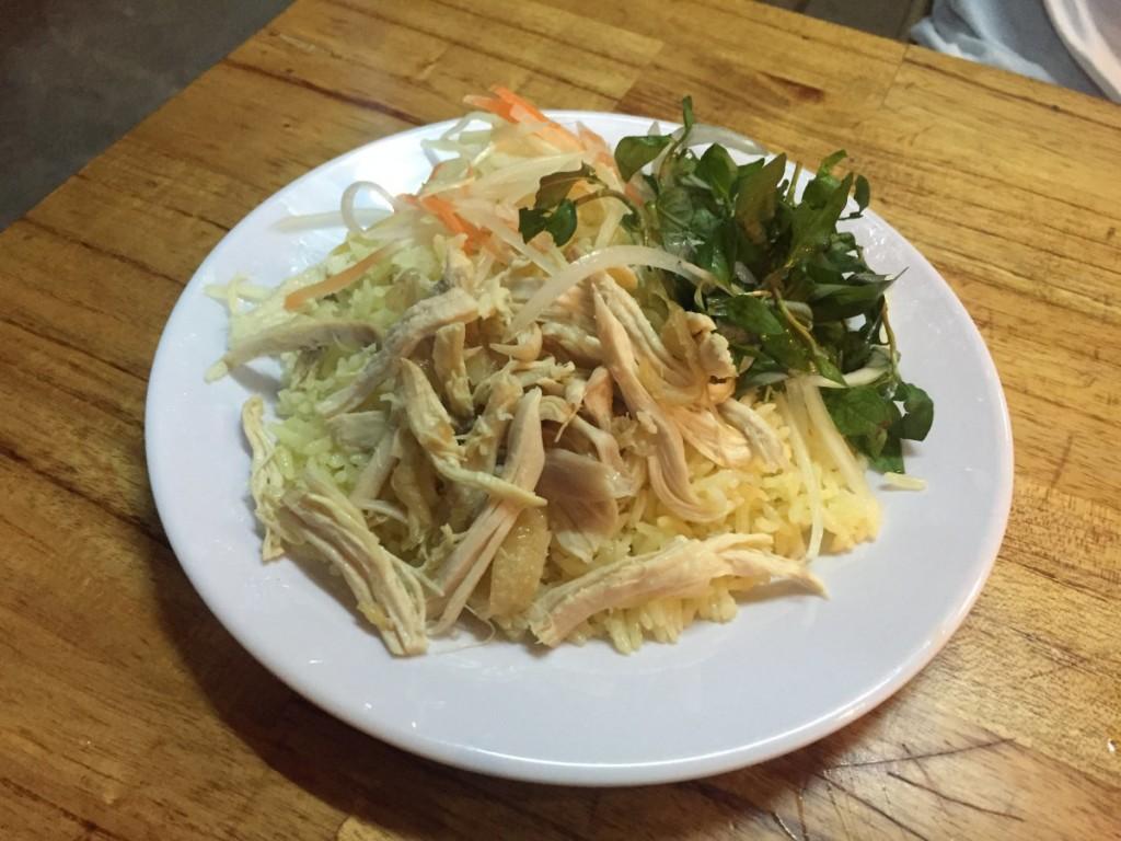 Hoi An - Chicken Rice (Com Ga)