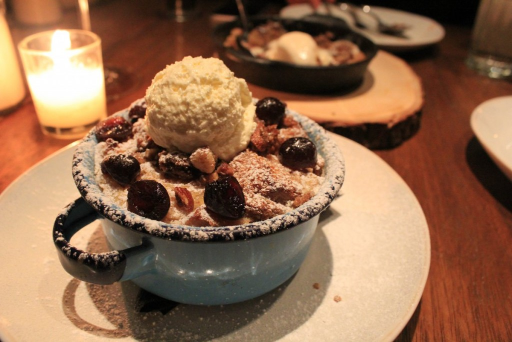 Lily & Bloom - Bread Pudding