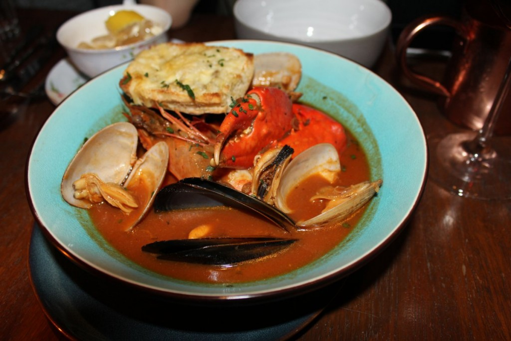 Lily & Bloom - HK Cioppino