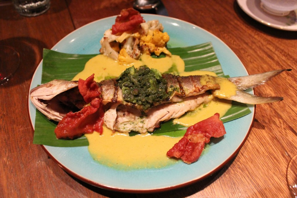 Lily & Bloom - Whole Market Fish