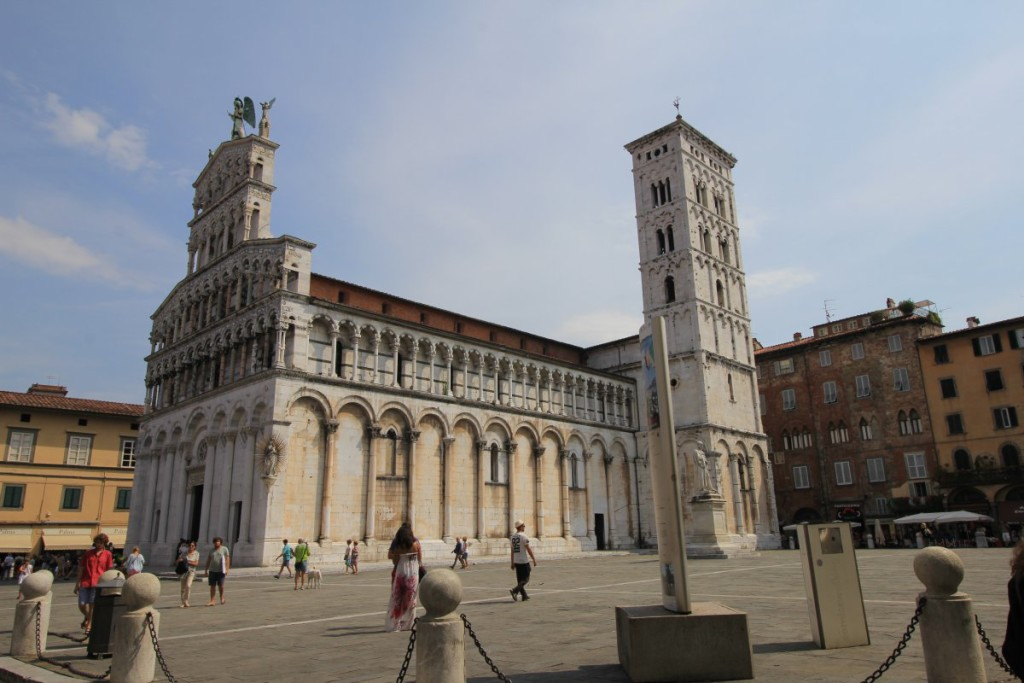 lucca san michele in foro
