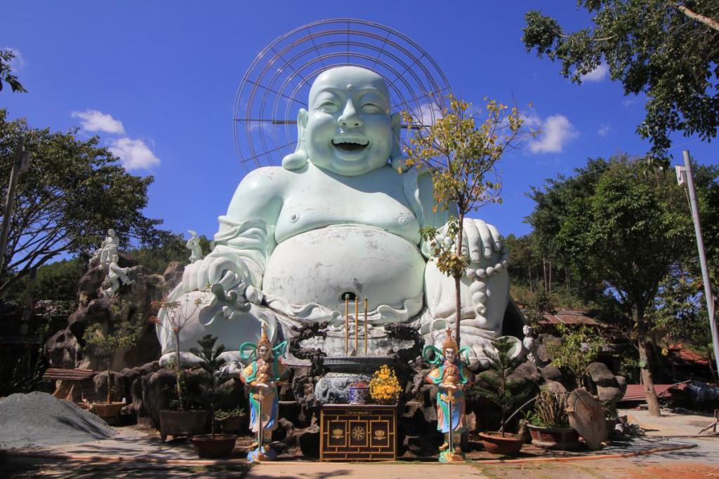Da Lat Linh An pagoda