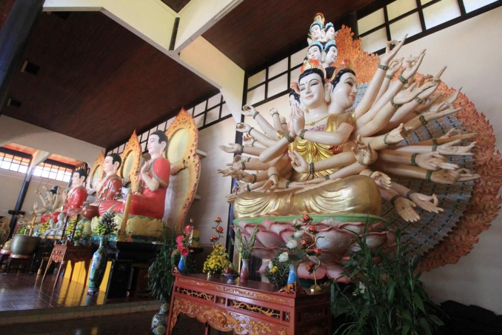 Da Lat Linh An pagoda 2