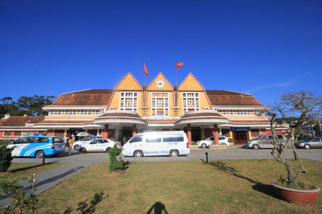 Da Lat old railway station