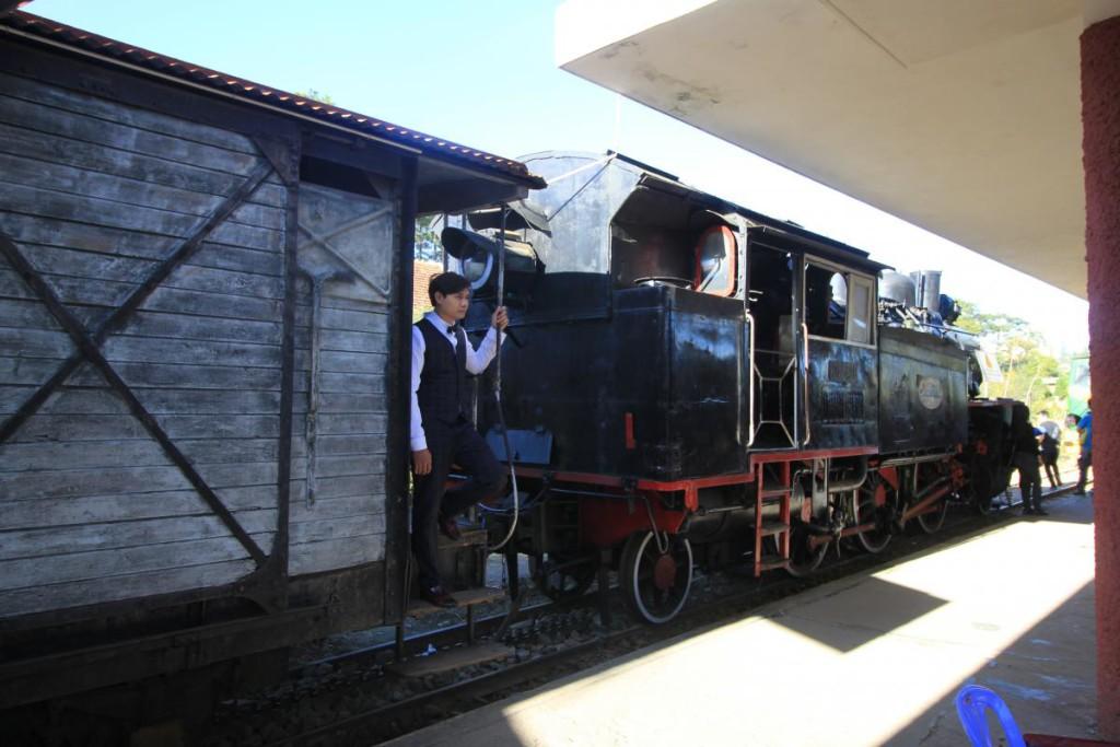 Da Lat old railway station 2