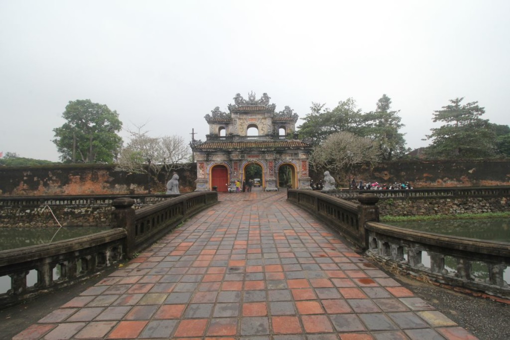 Hue - Imperial Palace 1