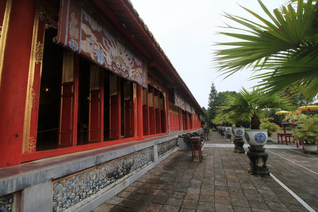 Hue - Imperial Palace 11