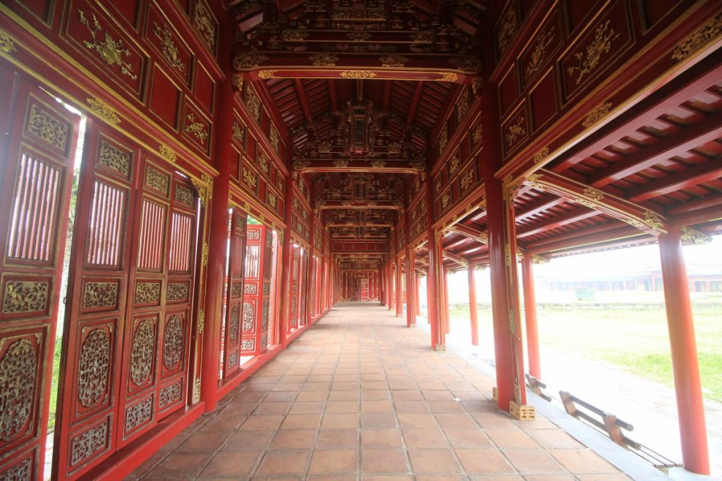 Hue - Imperial Palace 5