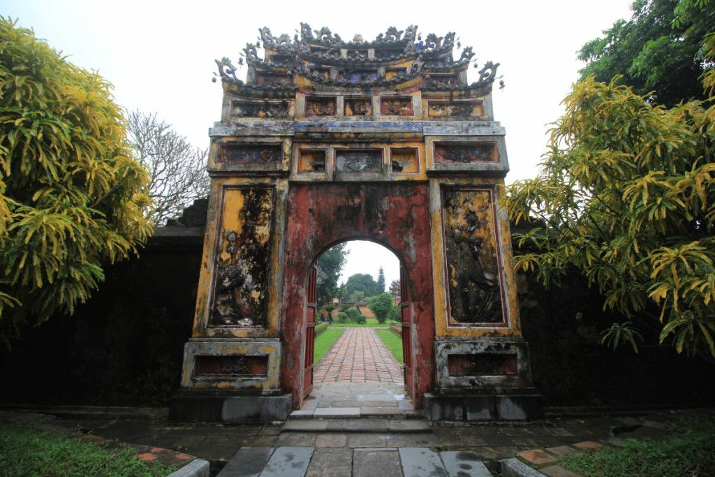 Hue - Imperial Palace 9