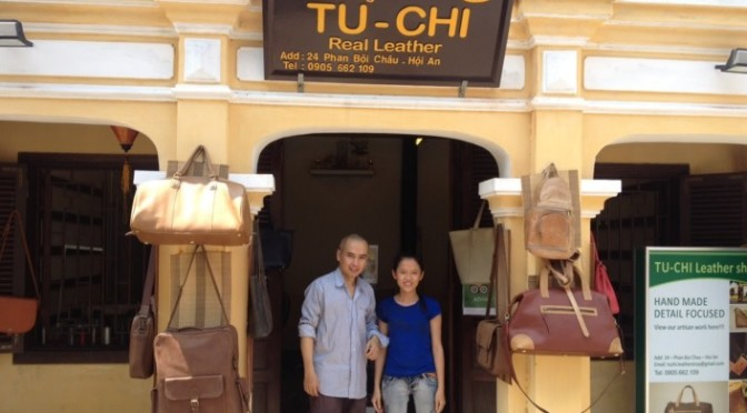 Getting Leather Shoes Made In Hoi An: My Experience