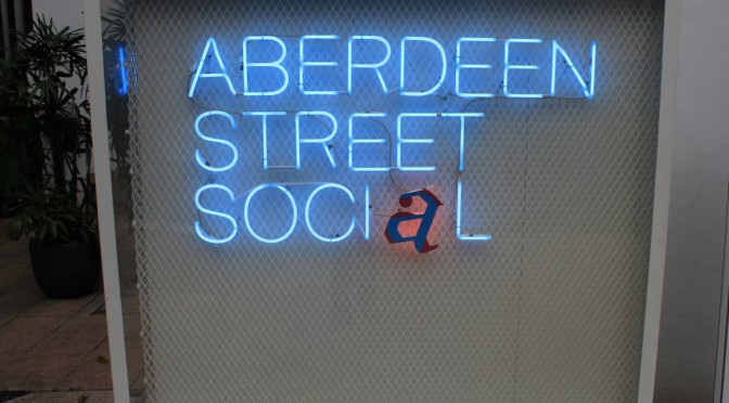 Aberdeen Street Social Brunch (At Its Best)