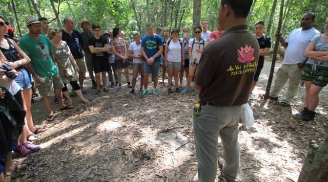Cu Chi Tunnels: Worth A Visit?