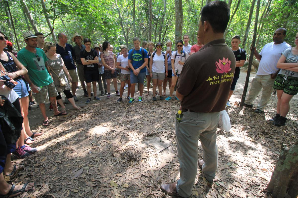 Cu Chi Tunnels, Ho Chi Minh City: Worth A Visit?