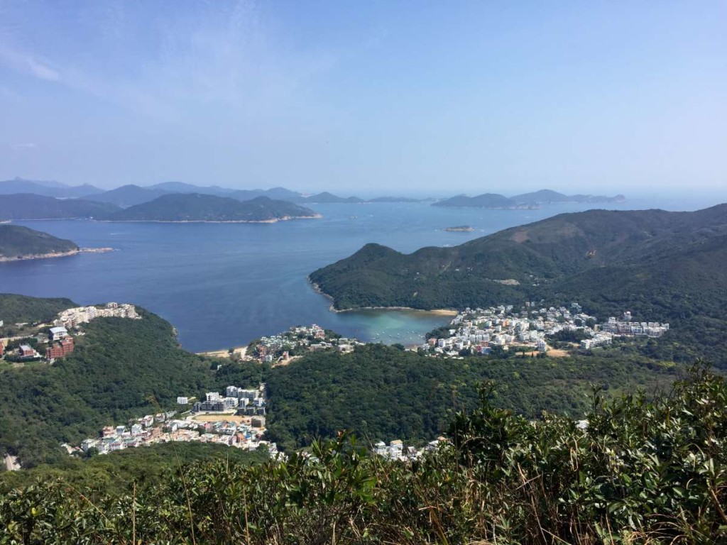 high junk peak Sheung Sze Wan