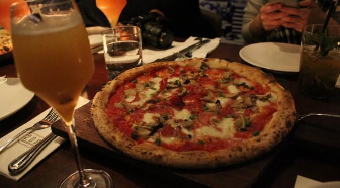 208 Duecento Otto: New Food & Drinks Menu