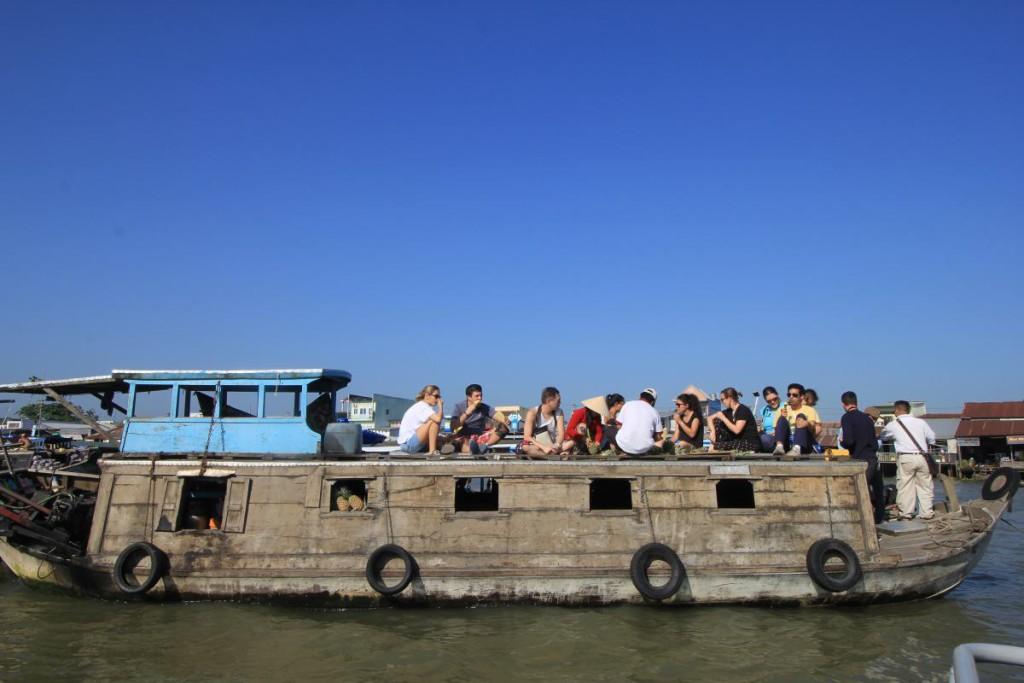 Mekong Delta Tour - Floating Market 2