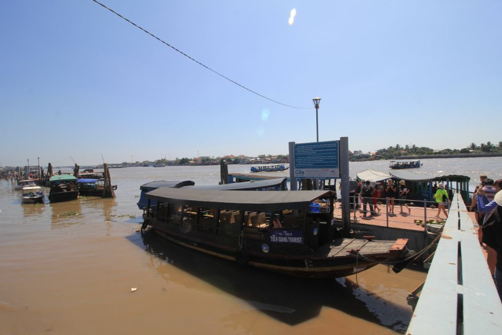 Mekong Delta Tour - My Tho