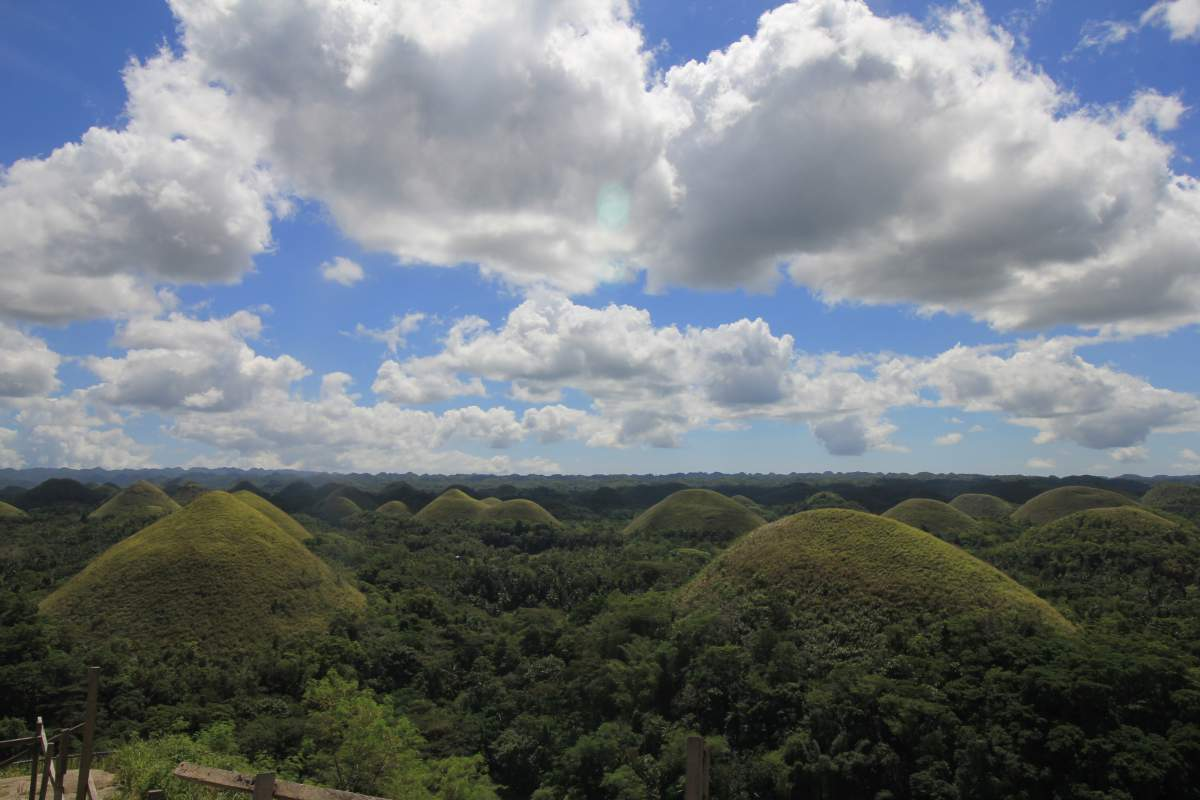 Bohol Countryside Tour Itinerary