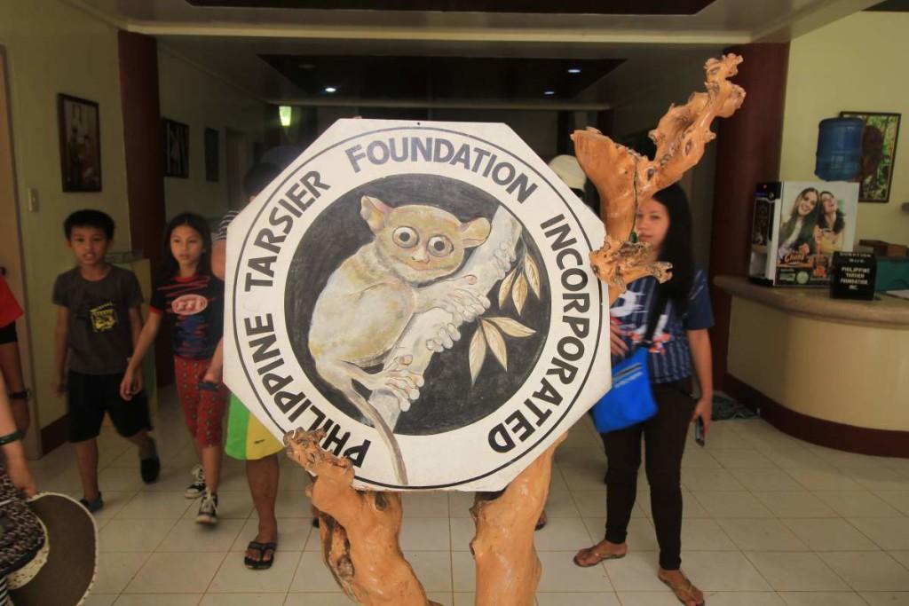 bohol countryside tour - tarsier sanctuary