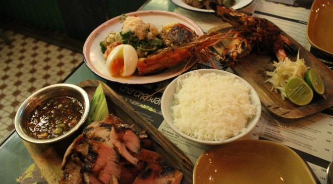 Authentic Northern Thai Dining At Chachawan