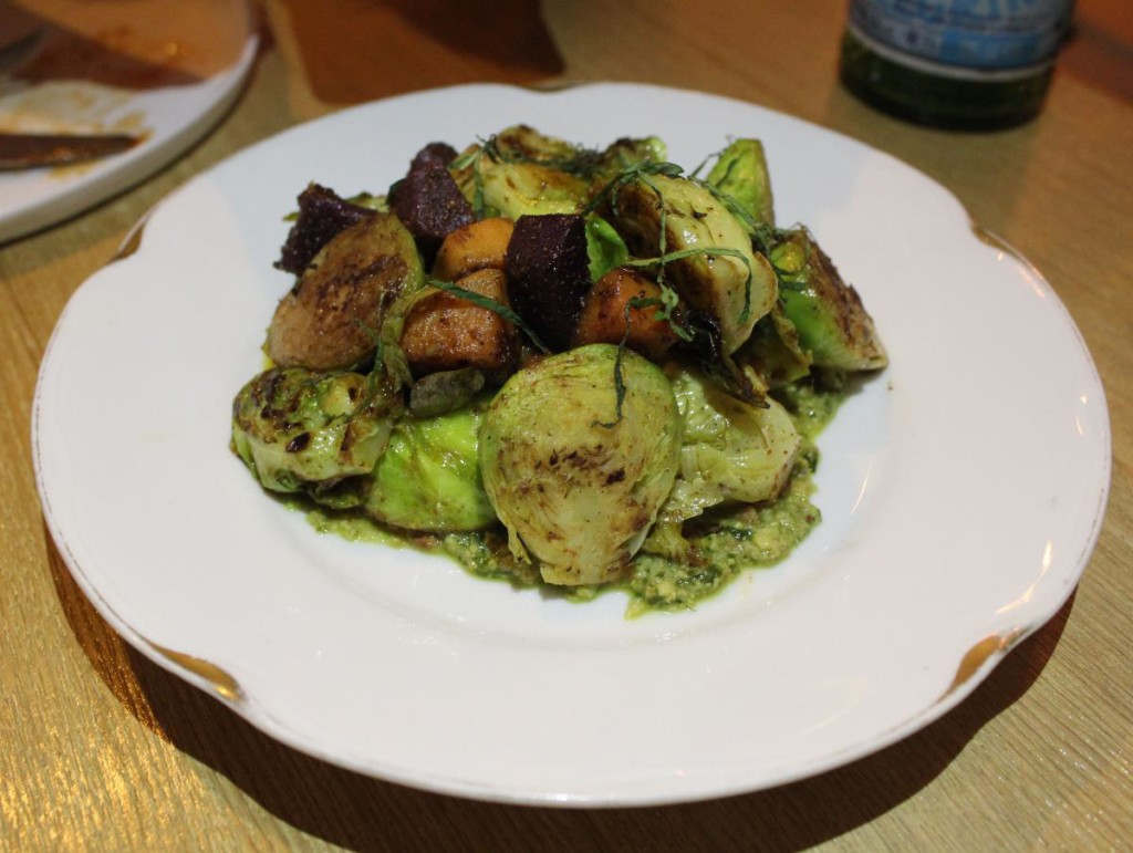 juhu beach club brussel sprouts