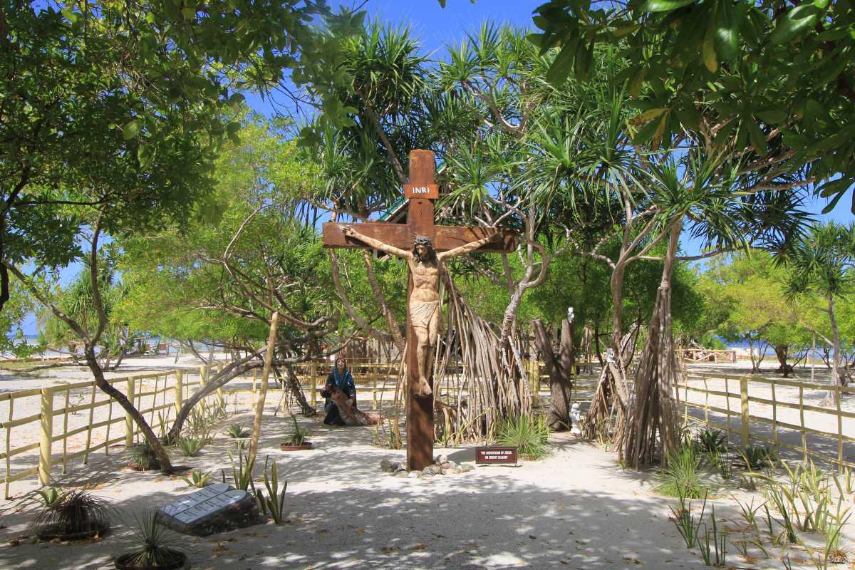 panglao island hopping virgin island 4