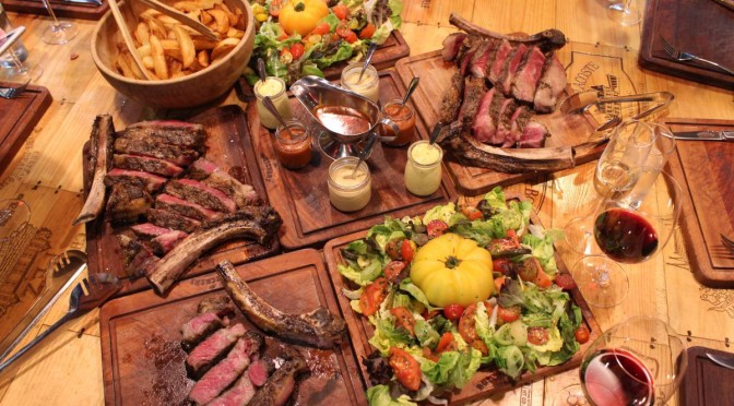 The Butchers Club Private Kitchen: A 5-Star Dining Experience